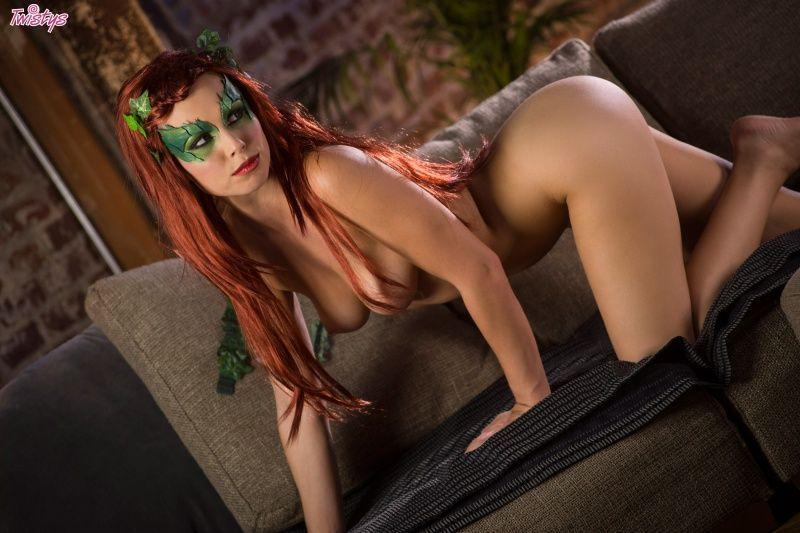 Aidra Fox - Cosplay da Hera Venenosa