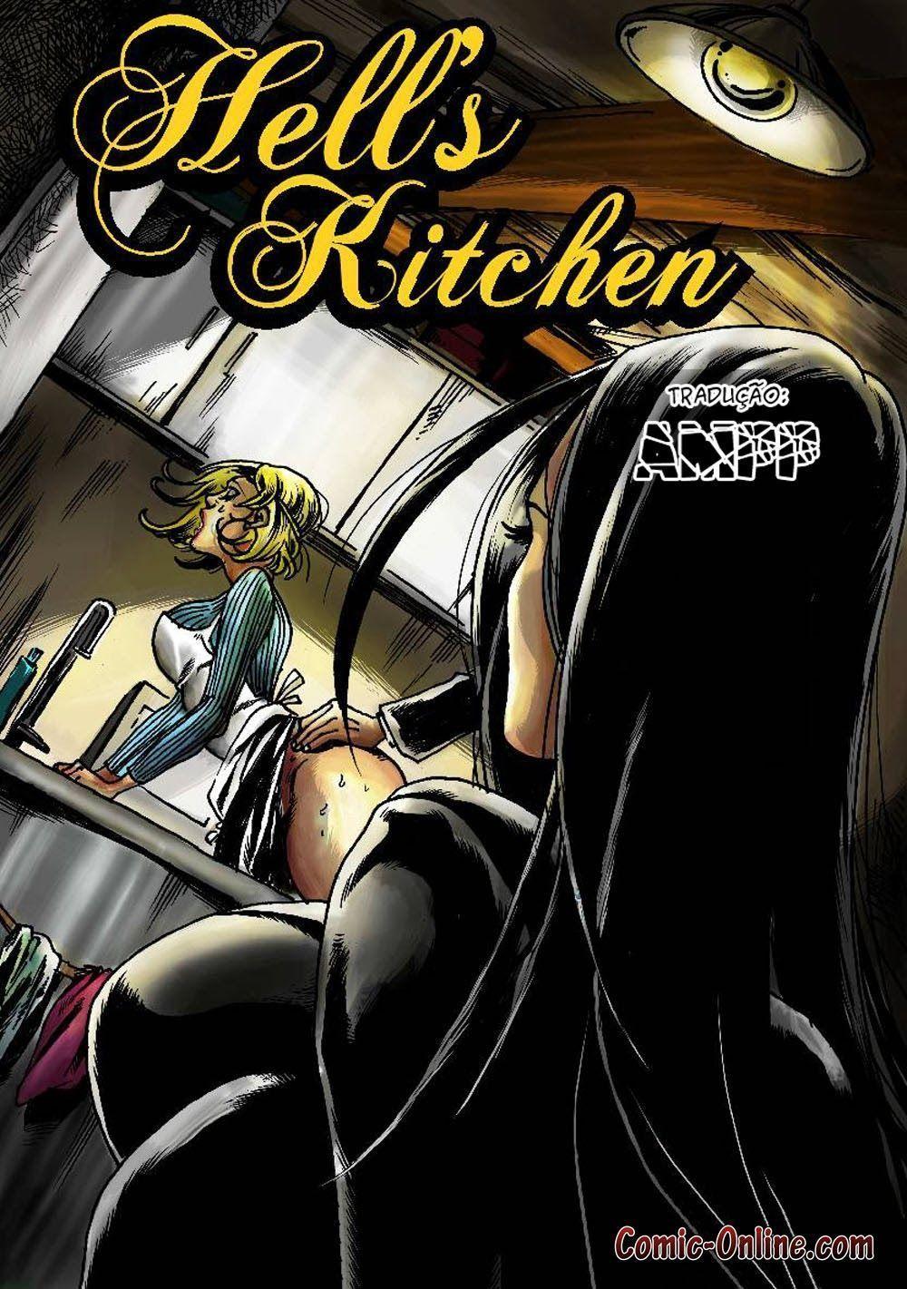 Hentai Bizarro - Hells Kitchen - HQ Erótico