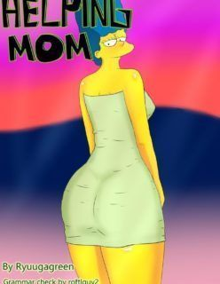 Os Simpsons Hentai – Mamãe fogosa arrebentando na foda – Hentai Brasil