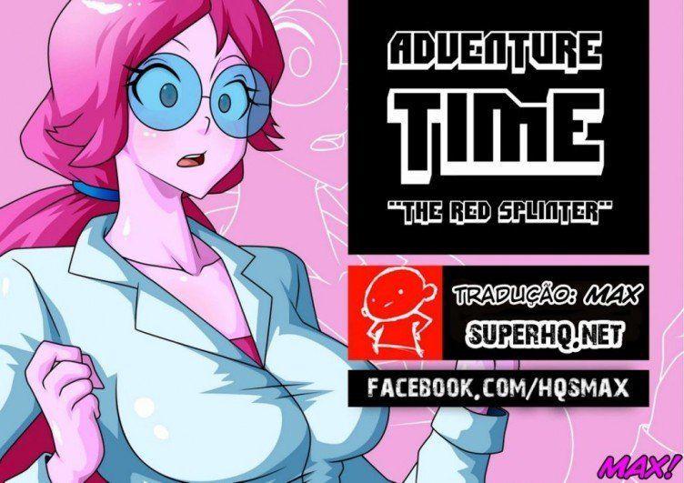 Cartoon Porno - Adventure Time - Aventura sexual
