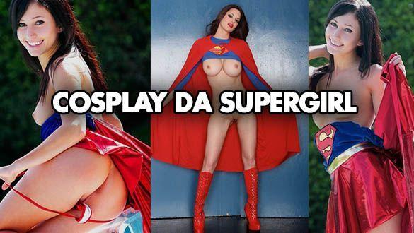 Cosplay Porno - As Super Girls mais gostosas que você já viu