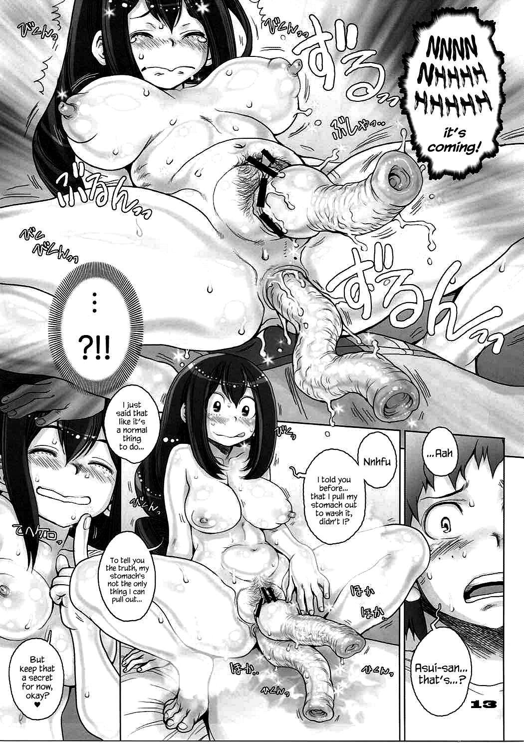 Anime Hentai - Midoria Lascando a perereca