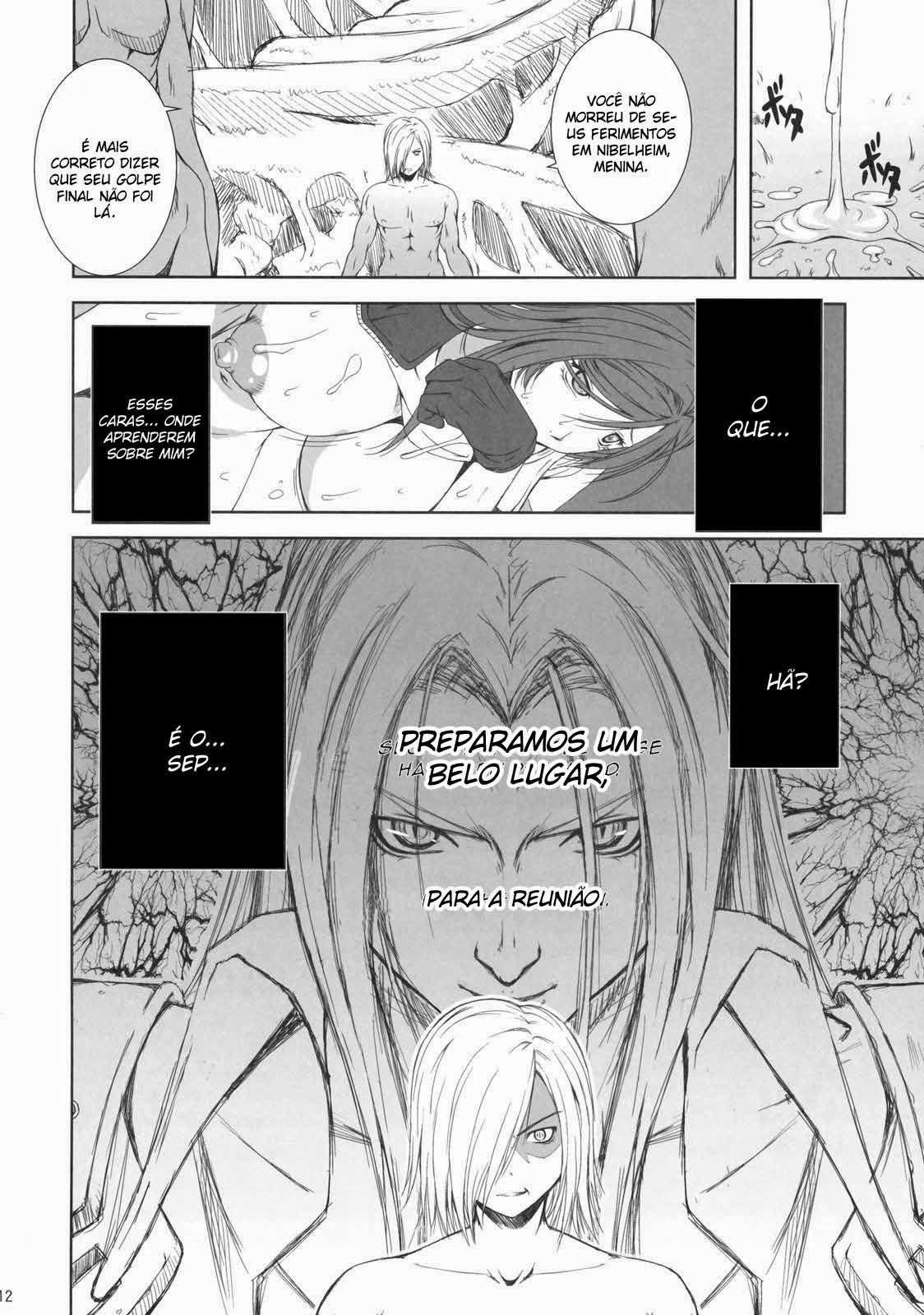 Hentai do Anime Final Fantasy