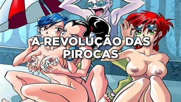 A Revolução das pirocas