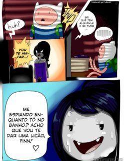 Hora de aventura Hentai – Metendo a rola na Marceline