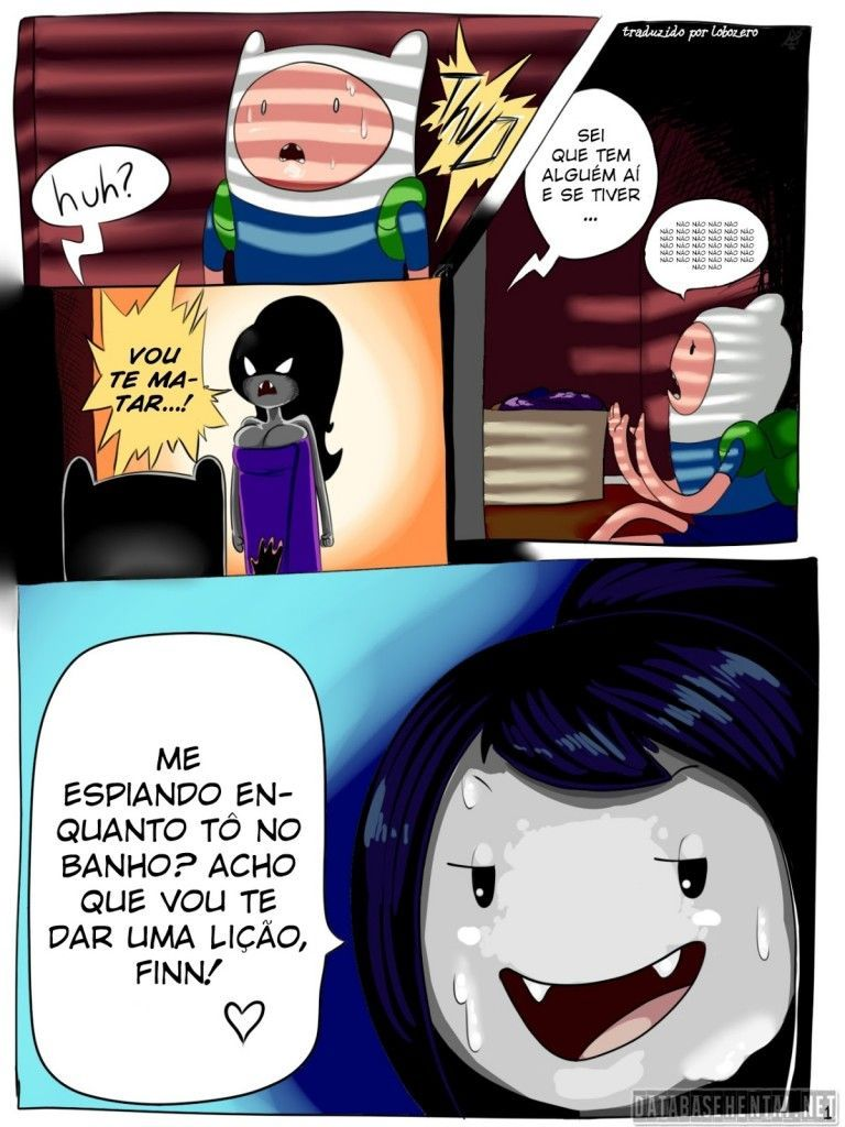 Hora de aventura Hentai - Metendo a rola na Marceline