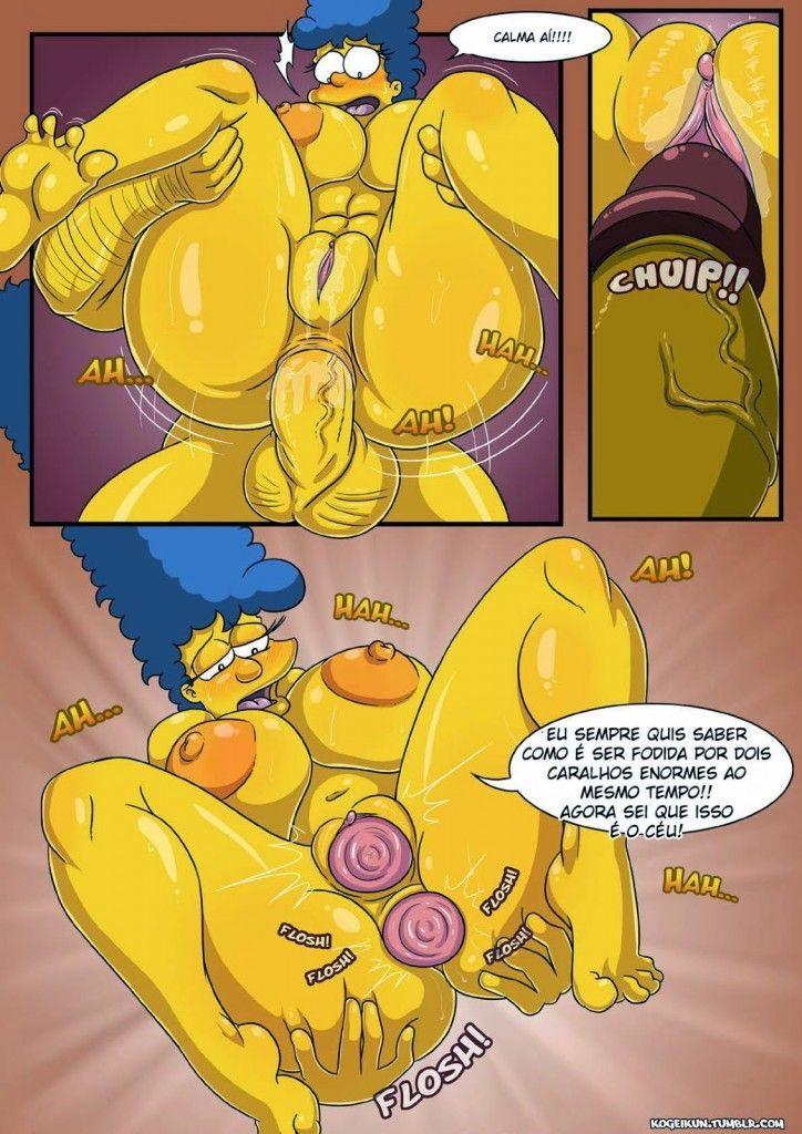 As fantasias eróticas de Marge